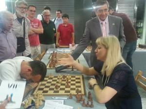 7º Festival de ajedrez Arturo Soria Plaza 2017