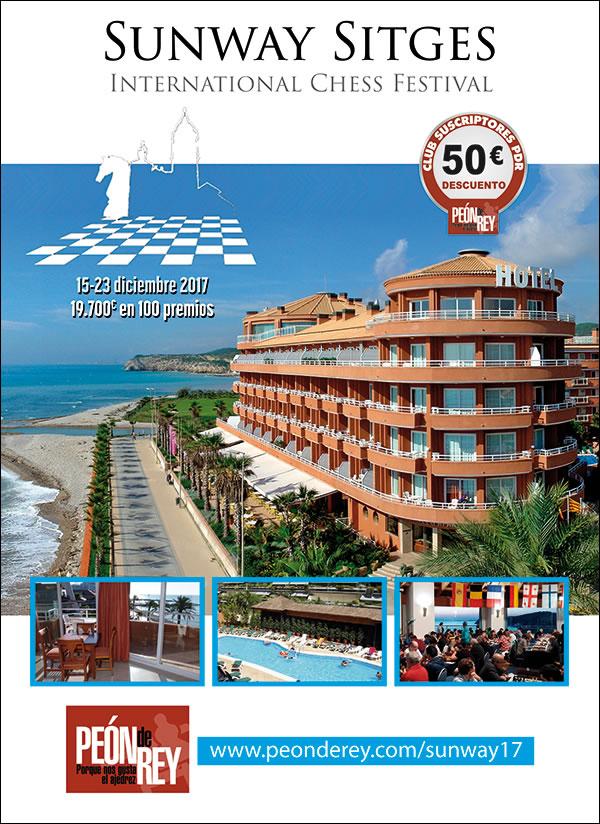 Sunway Sitges (Barcelona) @ Hotel Sunway Sitges