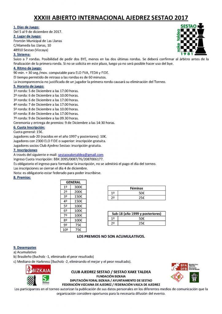 Sestao ( Vizcaya ) @ Frontón Municipal de Las Llanas
