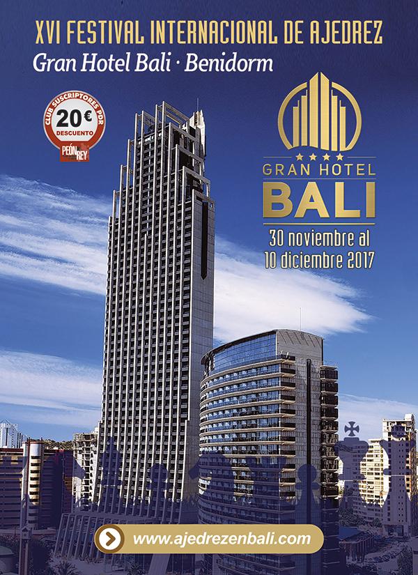 Festival Gran Hotel Bali (Benidorm) @ HOTEL BALI