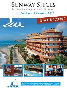 Sunway Sitges -  Blitz Junior (Barcelona) @ Hotel Sunway Sitges