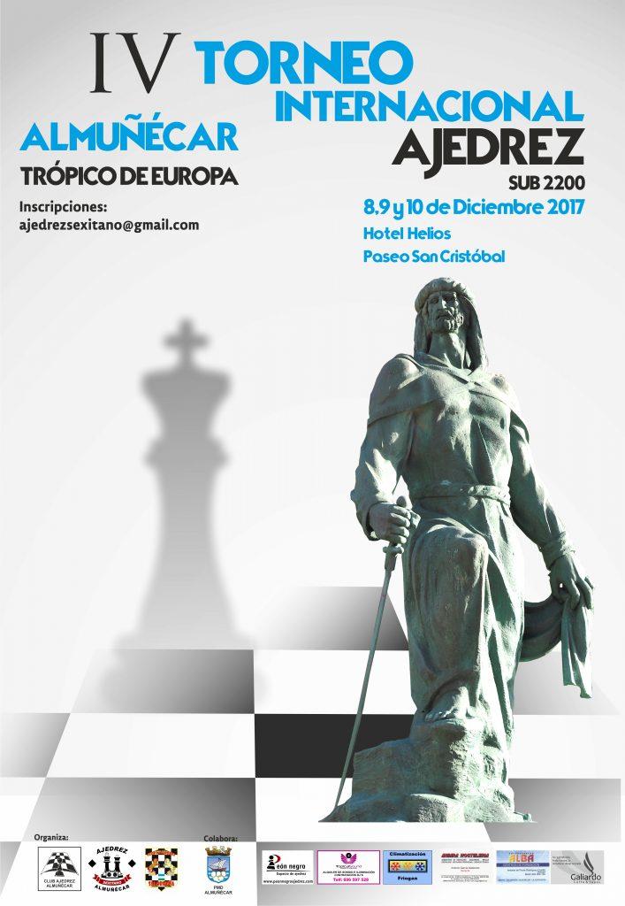 IV TORNEO INTERNACIONAL ALMUÑECAR @ Hotel Helios