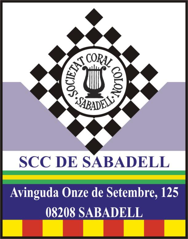 XII OBERT  SOCIETAT CORAL  COLON SABADELL @ Coral Colon Sabadell   Sabadell   Catalunya   España