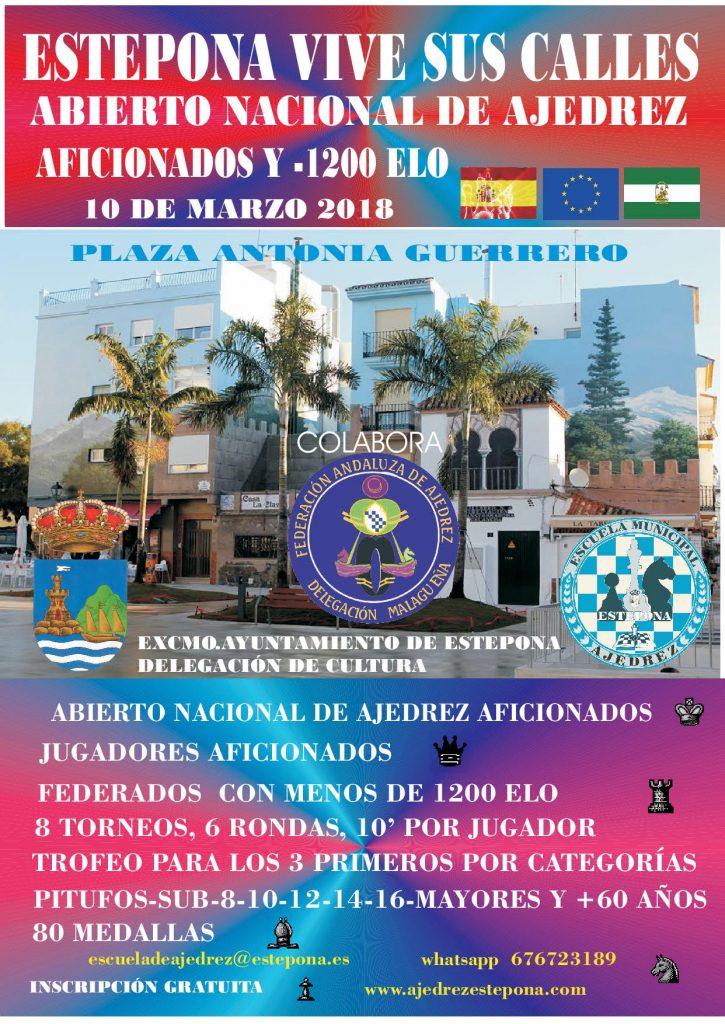 ESTEPONA VIVE SUS CALLES @ Plaza Antonia Guerrero | España