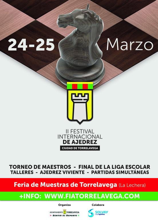 II FESTIVAL INTERNACIONAL CIUDAD DE TORRELAVEGA @ Feria de Muestras de Cantabria | Torrelavega | Cantabria | España