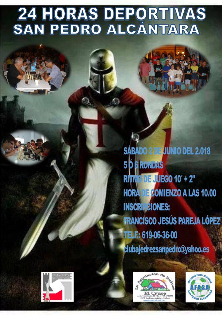 24 HORAS  SAN PEDRO DE ALCANTARA  MALAGA @ Recinto Ferial San Pedro Alcantara