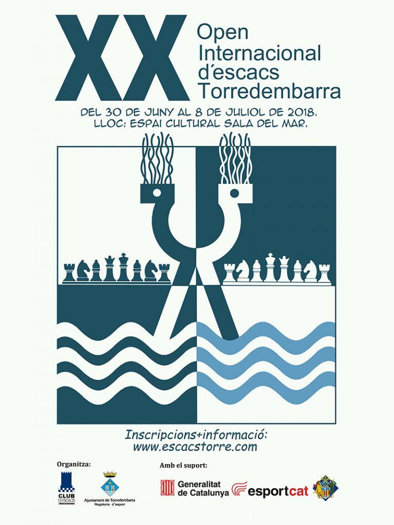 XX OPEN INTERNACIONAL DE TORREDEMBARRA @ ESPAI CULTURAL SALA DEL MAR