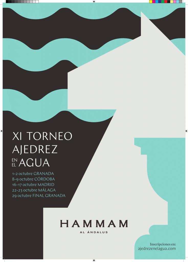 XI TORNEO AJEDREZ EN EL AGUA HAMMAM AL ÁNDALUS @ Hammam Al Ándalus Malaga