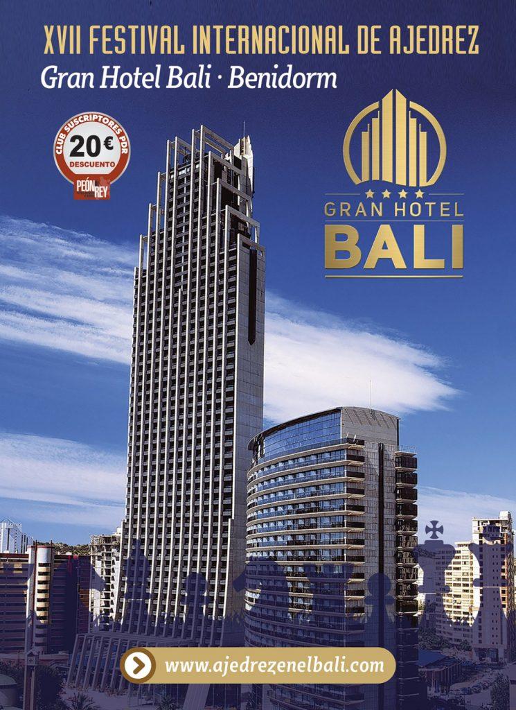 BENIDORM BALI (Alicante) @ Hotel Bali