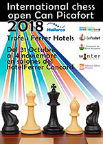 20 Open internacional de Can Picafort @ hotel Ferrer Concord
