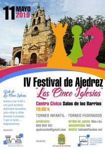 Las Cinco Iglesias (León) @ Salas de los Barrios | Castilla y León | España
