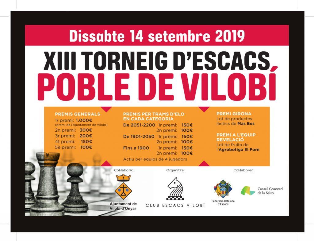 VILOBÍ DE OÑAR- Gerona @ Pavelló Poliesportiu Municipal de Vilobí d'Onyar | Viloví de Oñar | Cataluña | España